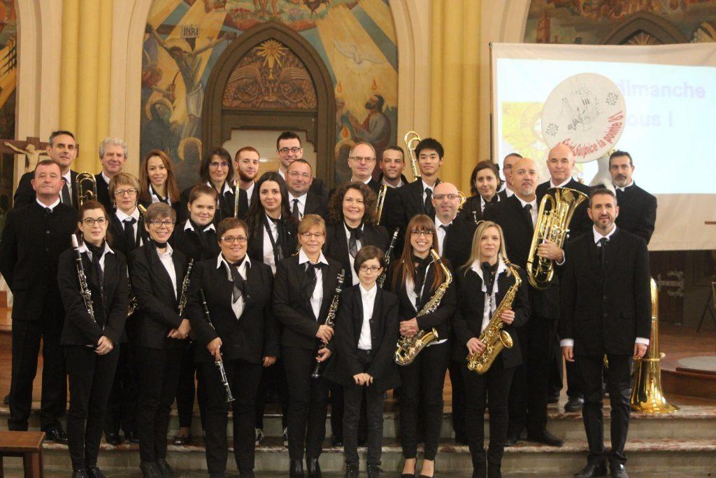 orchestre d'Harmonie de St sulpice